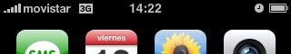 iPhone Antes
